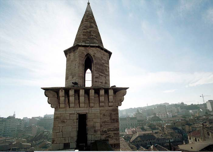 foto catedral Tudela torre