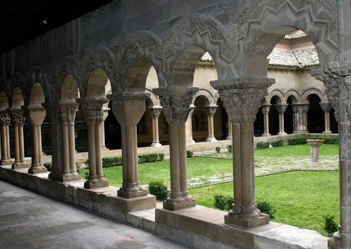 claustro Catedral de Tudela